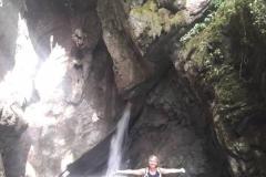 Cascata Gorg d'Abiss (TN) - Valle di Ledro