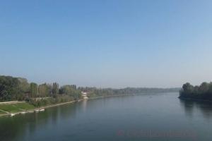 [2017.10.15] Lungo il fiume PO - Cremona