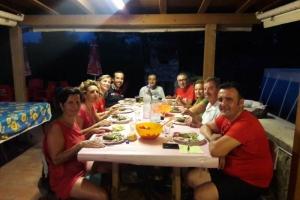 [2018.08.11] Notturna Bresciana con cena in cascina