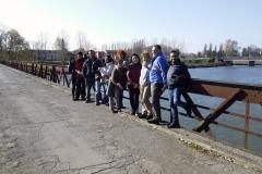 Ponte sul fiume Oglio