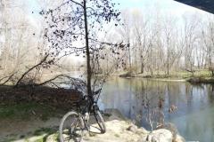 Lungo il fiume Oglio