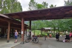 Area Sosta Concarena - Capo di Ponte (BS)