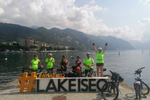  2021.08.08  Giro del Lago di Iseo