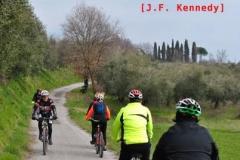 Il piacere di un giro in bici