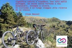 La bicicletta insegna cosa è la fatica