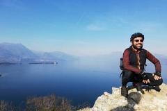 Lago di Garda - Rocca di Manerba