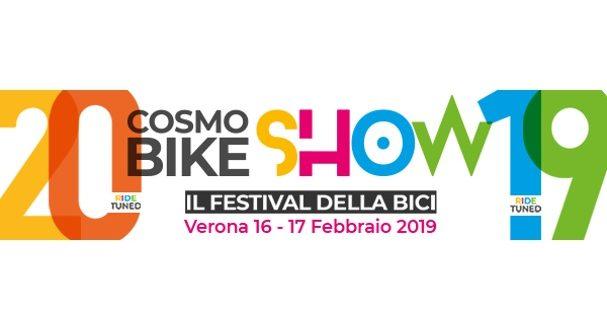 CosmoBikeShow 2019 – Verona Fiera