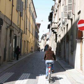 Nuovo Codice della strada: bici anche contromano