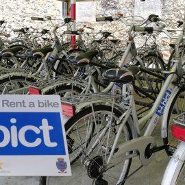 BiCT, noleggio bici a Catania