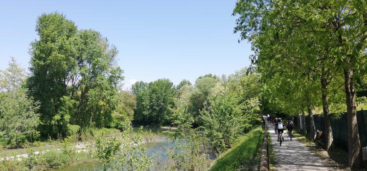 [2019.05.01] Primo Maggio, fiume Chiese