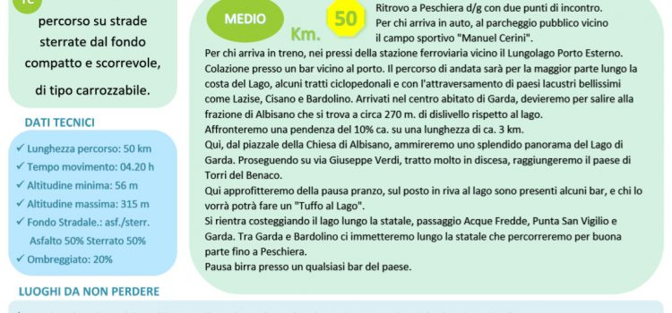 [29] Lago di Garda-Peschiera d/g (VR) > Torri del Benaco (VR)