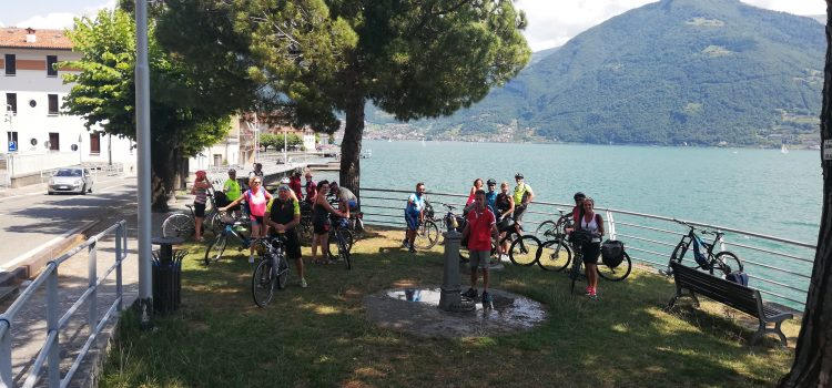 [2019.08.04] Giro del Lago di ISEO