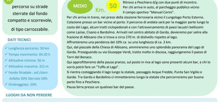 [05] Lago di Garda-Peschiera d/g (VR) > Torri del Benaco (VR)