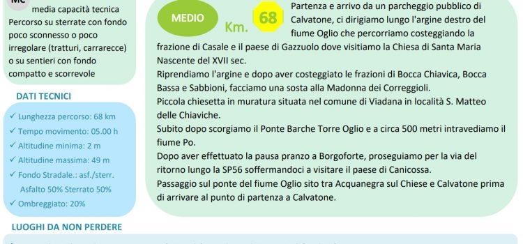 [10] Parco Oglio Sud – Anello: Calvatone > Borgoforte