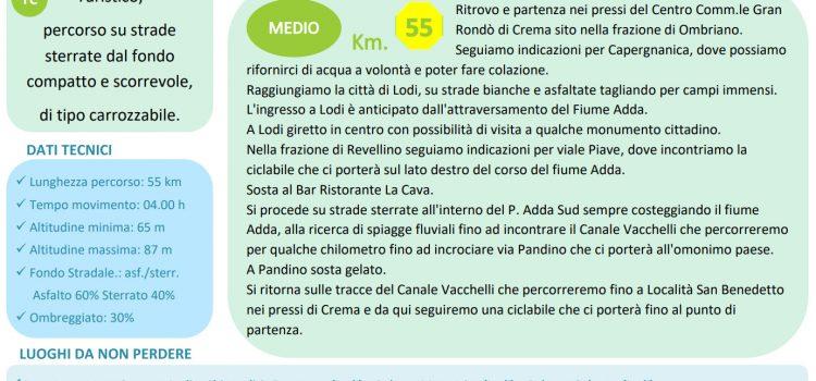 [31] P. Adda Sud – Anello: Crema > Lodi > Spino d'Adda